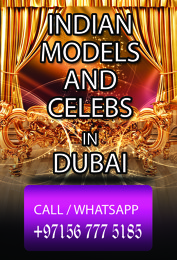 Indian Models and Celebs in Dubai